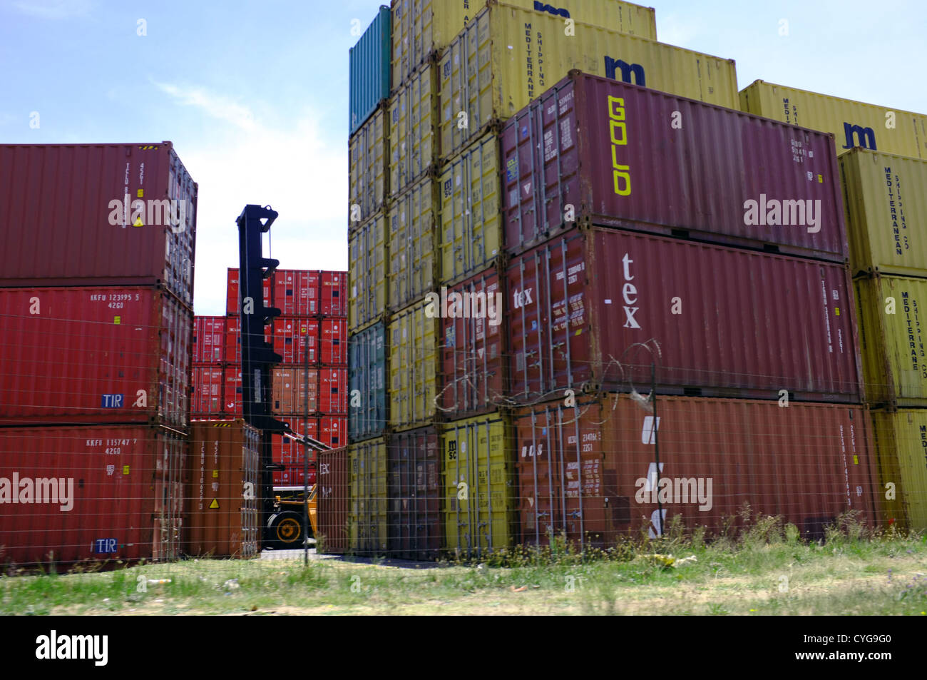 Johannesburg Cargo Stock Photos Johannesburg Cargo Stock Images