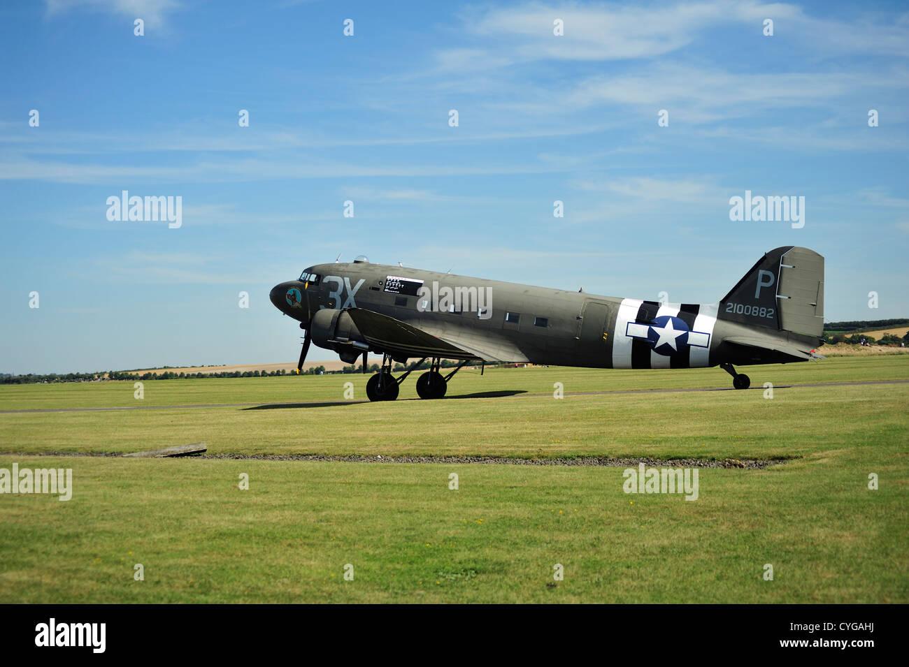 Douglas Dakota DC3/C47 - Stock Image