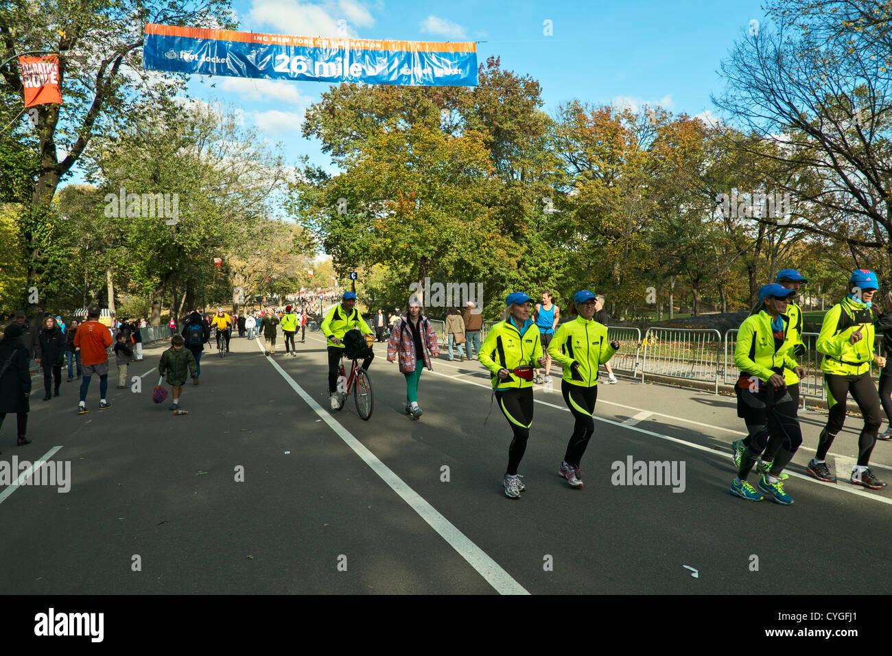 New york marathon 2012 pictures