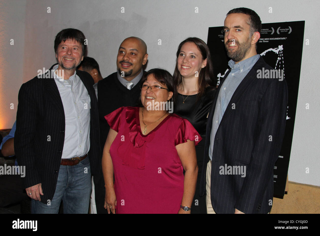 Director Ken Burns And Sarah Burns High Resolution Stock Photography And Images Alamy