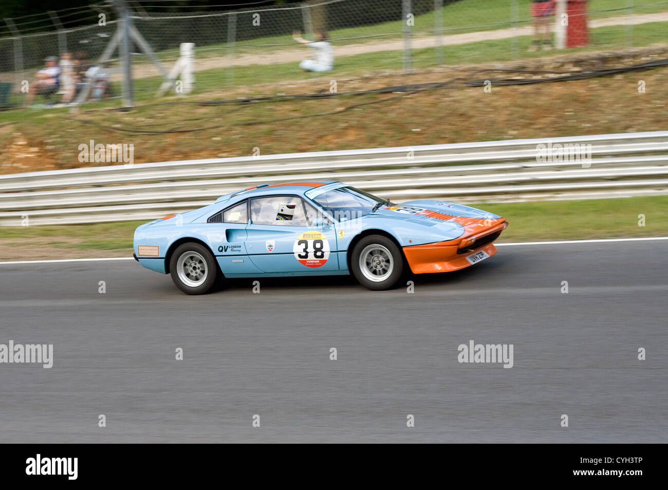 Gulf Racing Colours High Resolution Stock Photography And Images Alamy