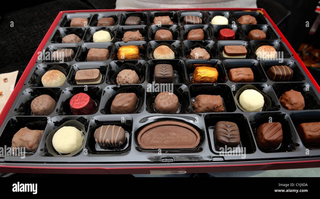 Thorntons Chocolates Stock Photos Thorntons Chocolates