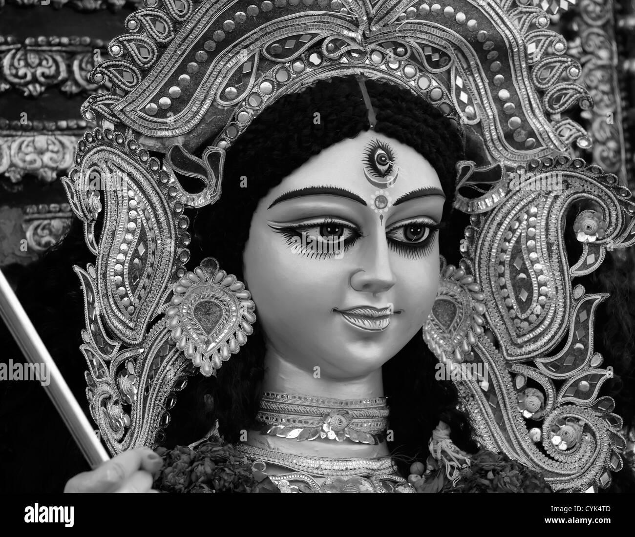 Indian Deity - Stock Image