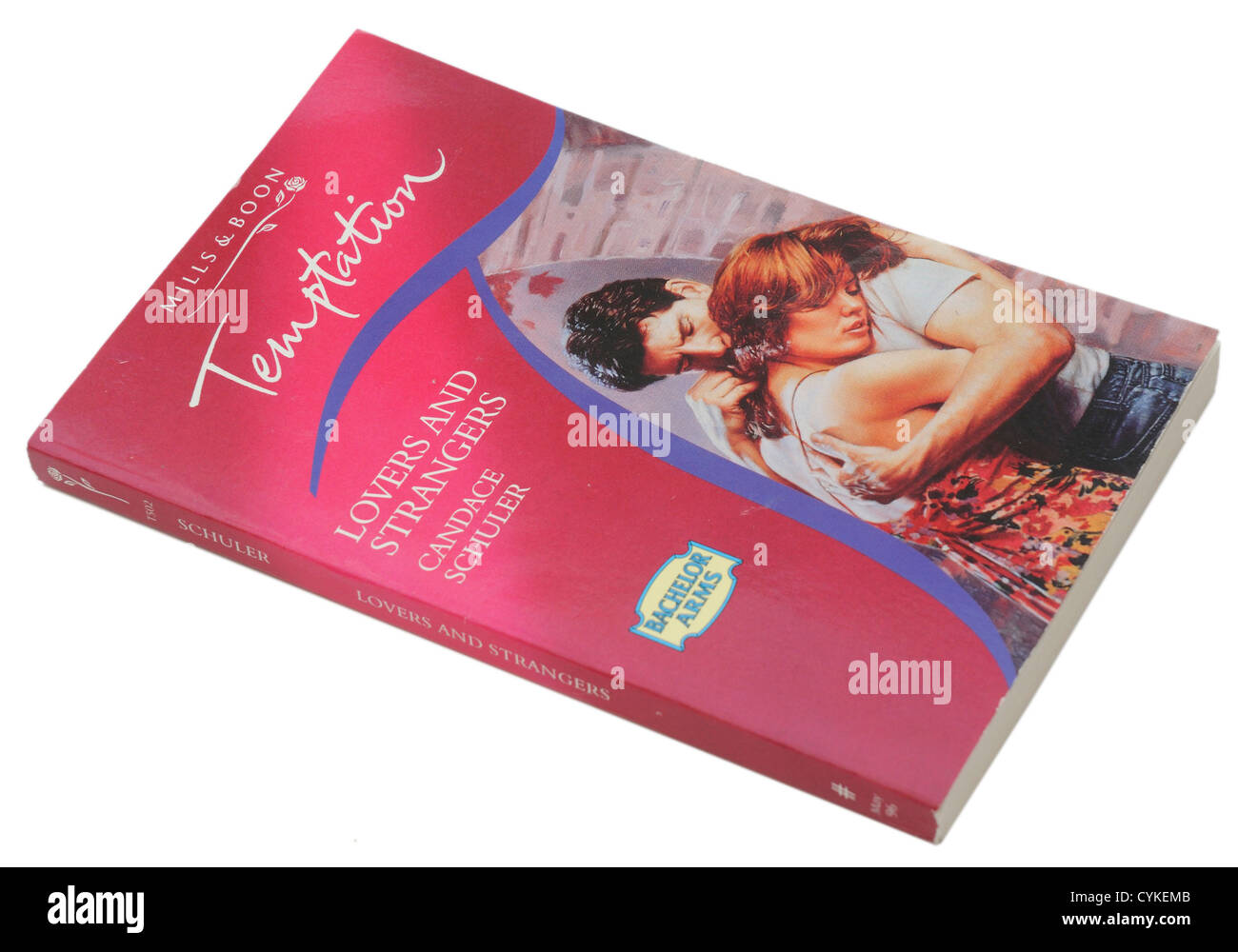 A Mills and Boon romance Stock Photo