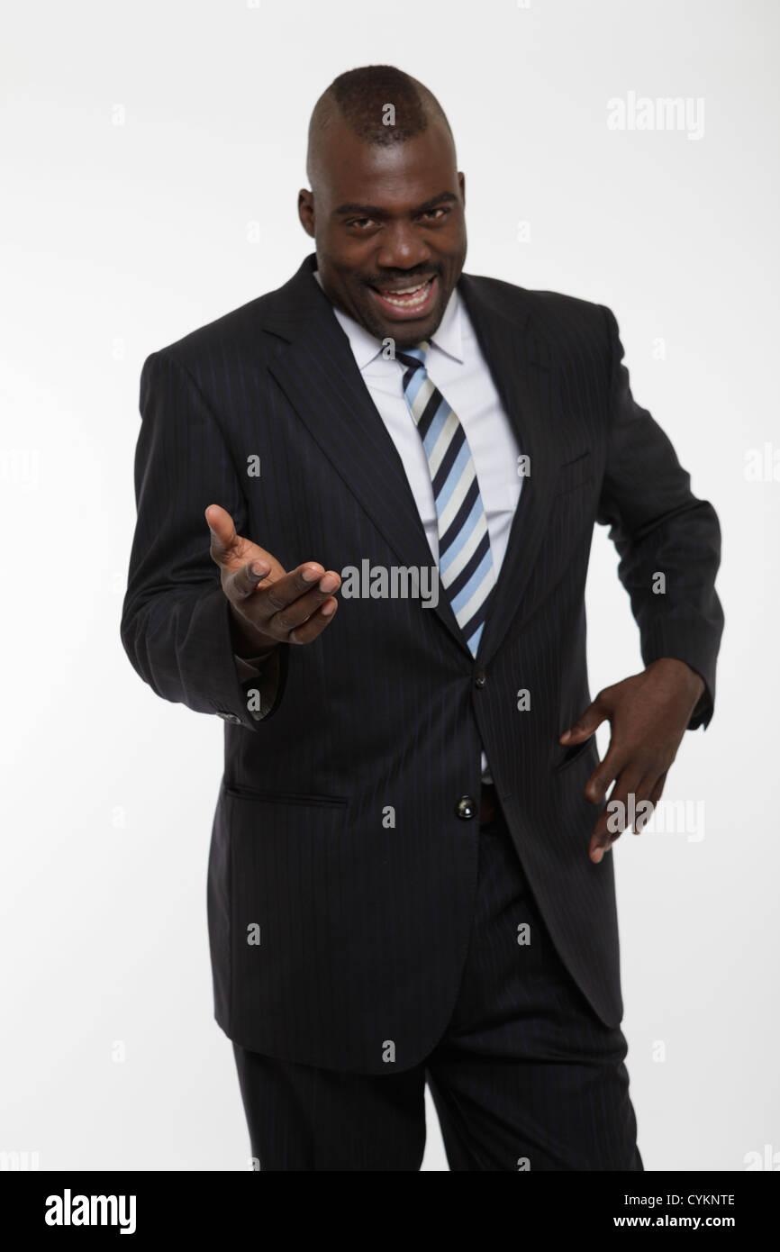 Bobby Ologun - Stock Image