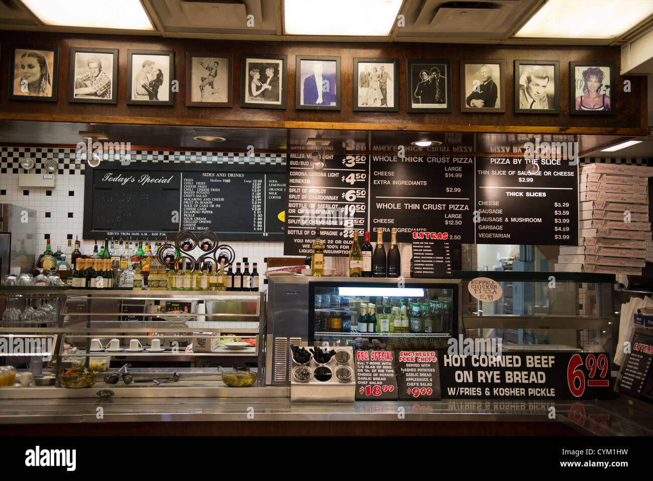 Steakhouse Chicago Stock Photos & Steakhouse Chicago Stock Images ...