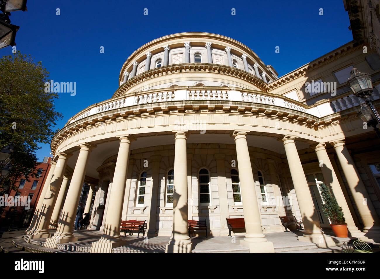 the national library of ireland dublin republic of ireland - Stock Image