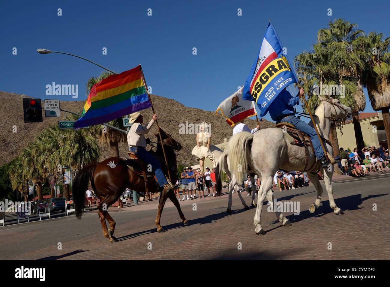 gay pride palm springs ca 2008