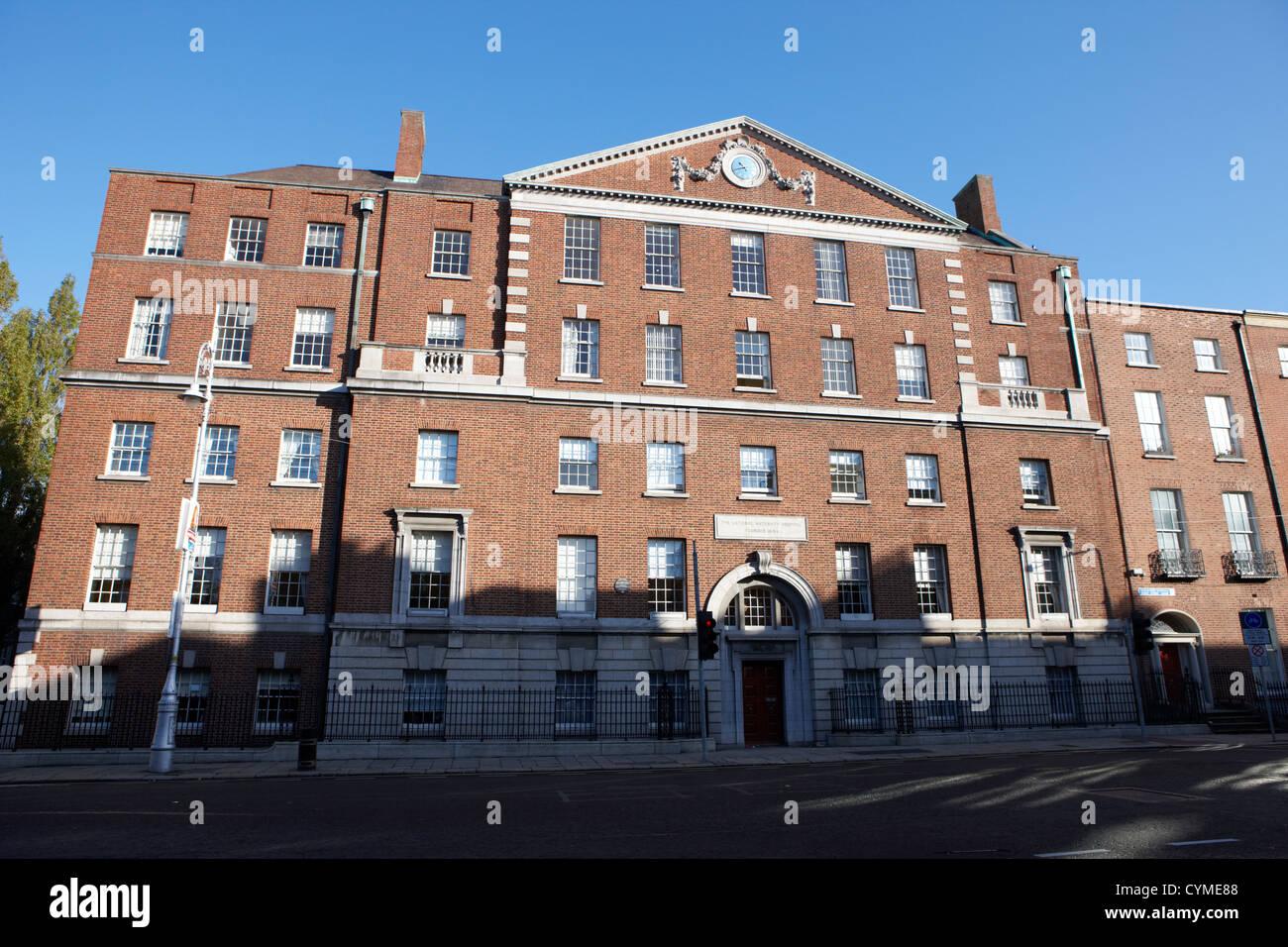the national maternity hospital building dublin republic of
