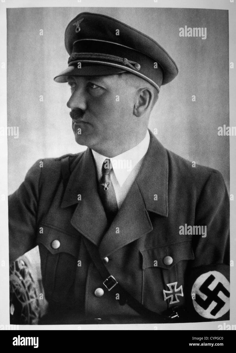 Adolf Hitler, Portrait, 1933 - Stock Image