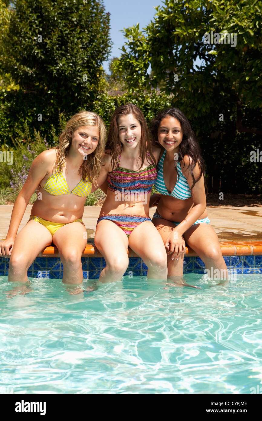 Bikini mädchen 14 in Kinder Mädchen