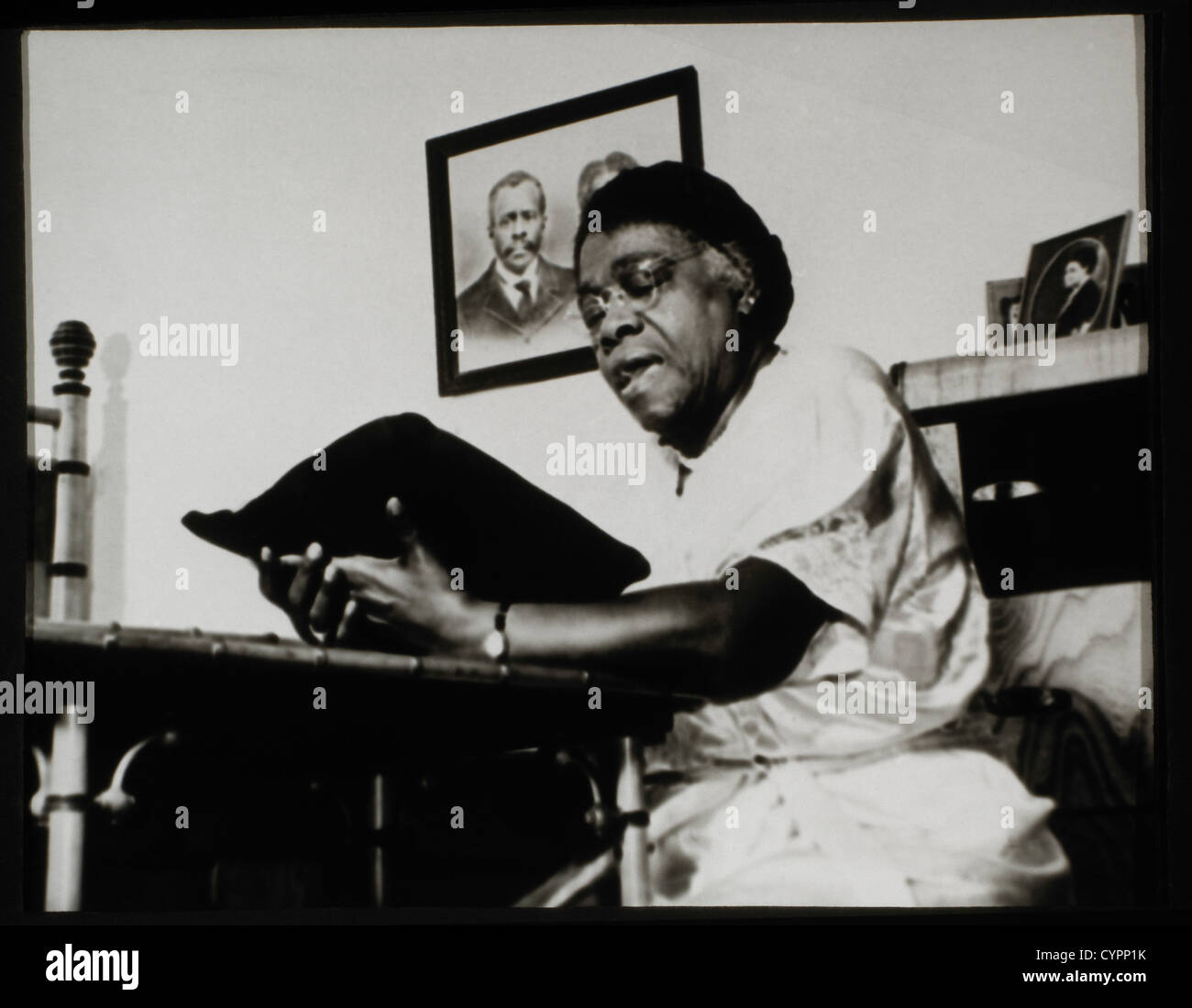 Mary McCloud Bethune, (1875-1955), Educator and Civil Rights Leader - Stock Image