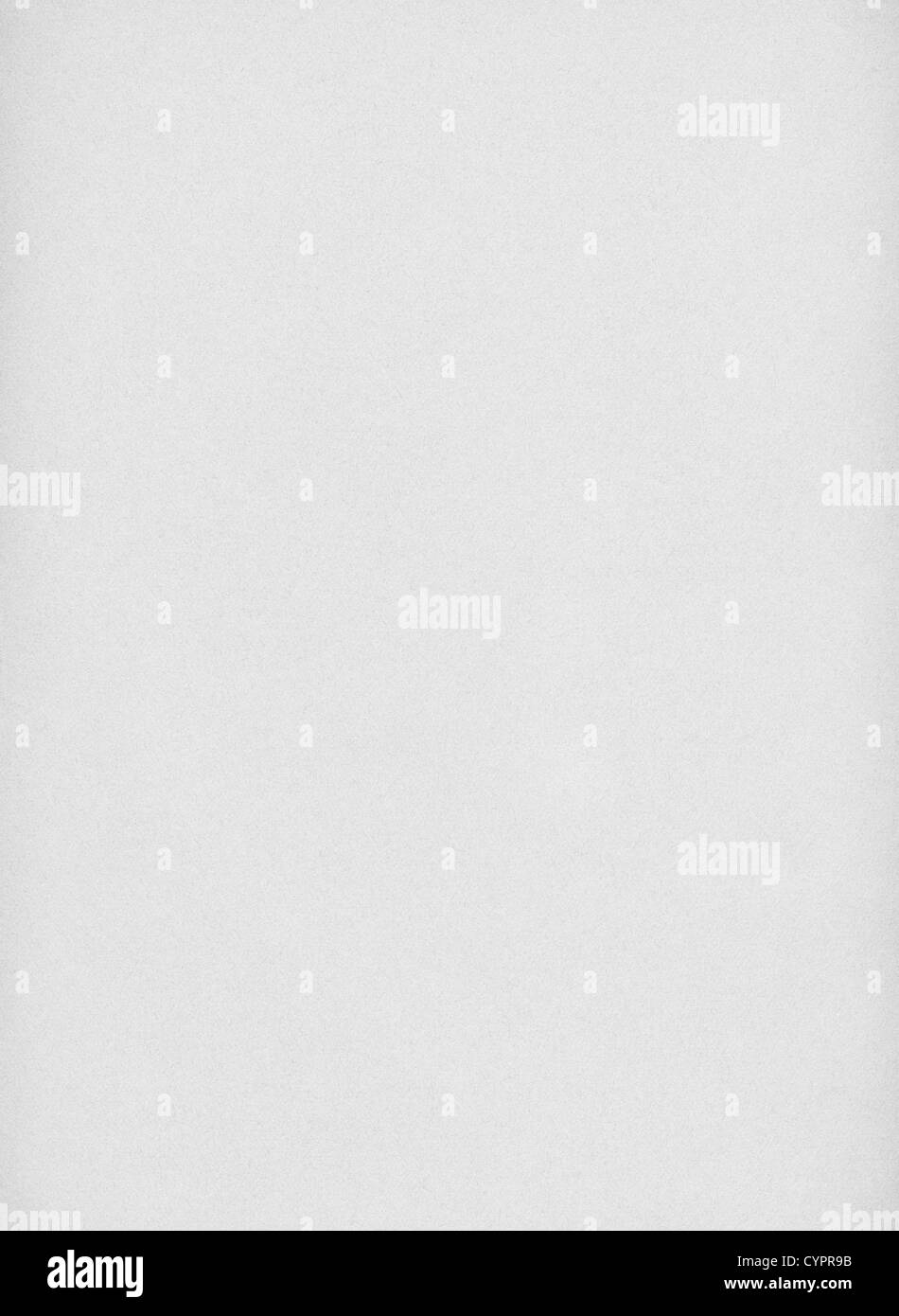 Seamless gray paper texture - Stock Image
