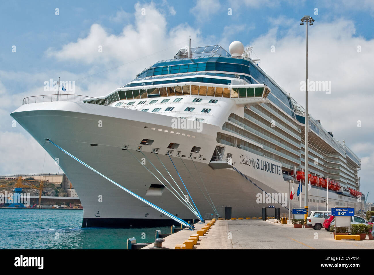 Celebrity Silhouette Cruise Ship from Celebrity Cruise Line