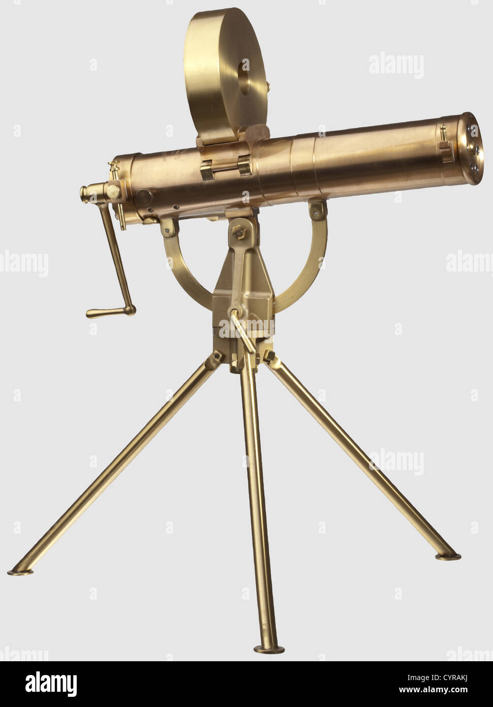 Gatling Gun Stock Photos & Gatling Gun Stock Images - Alamy