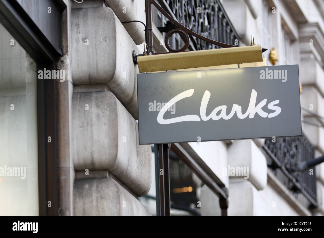Clarks Shoes London Regent Street