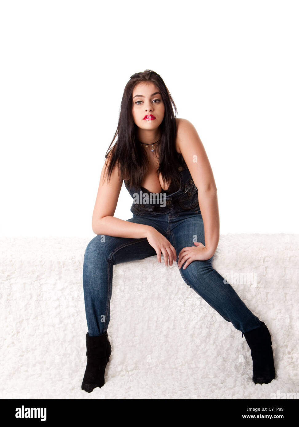 Teen girl model picture