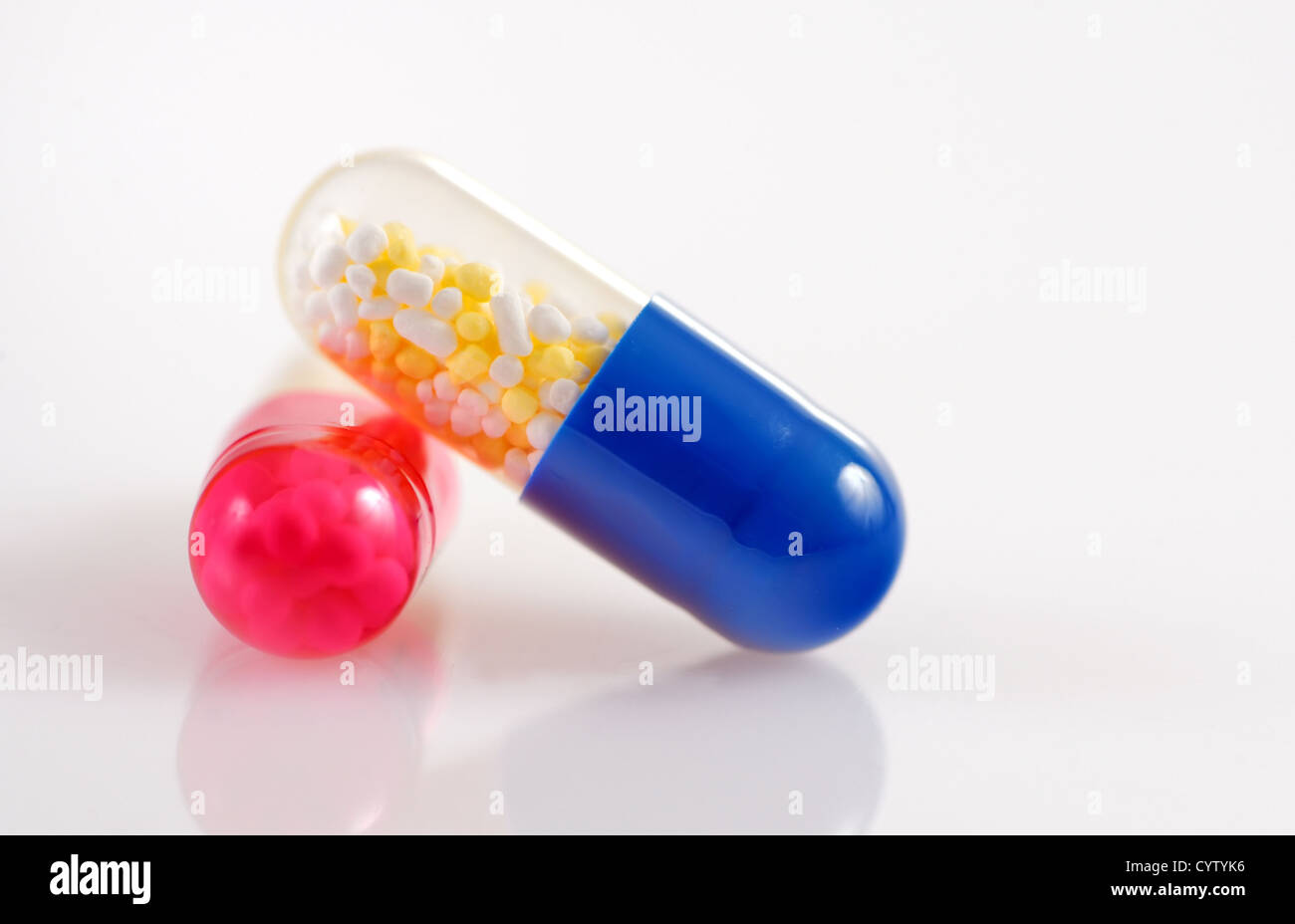 pills - Stock Image