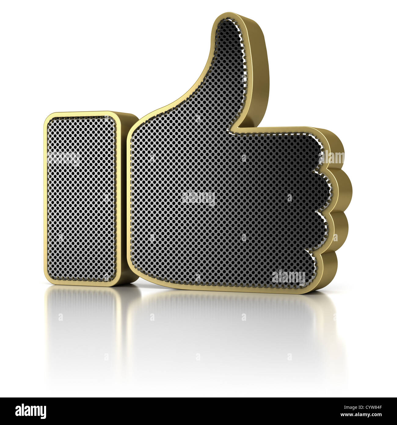 Thumbs up - Stock Image