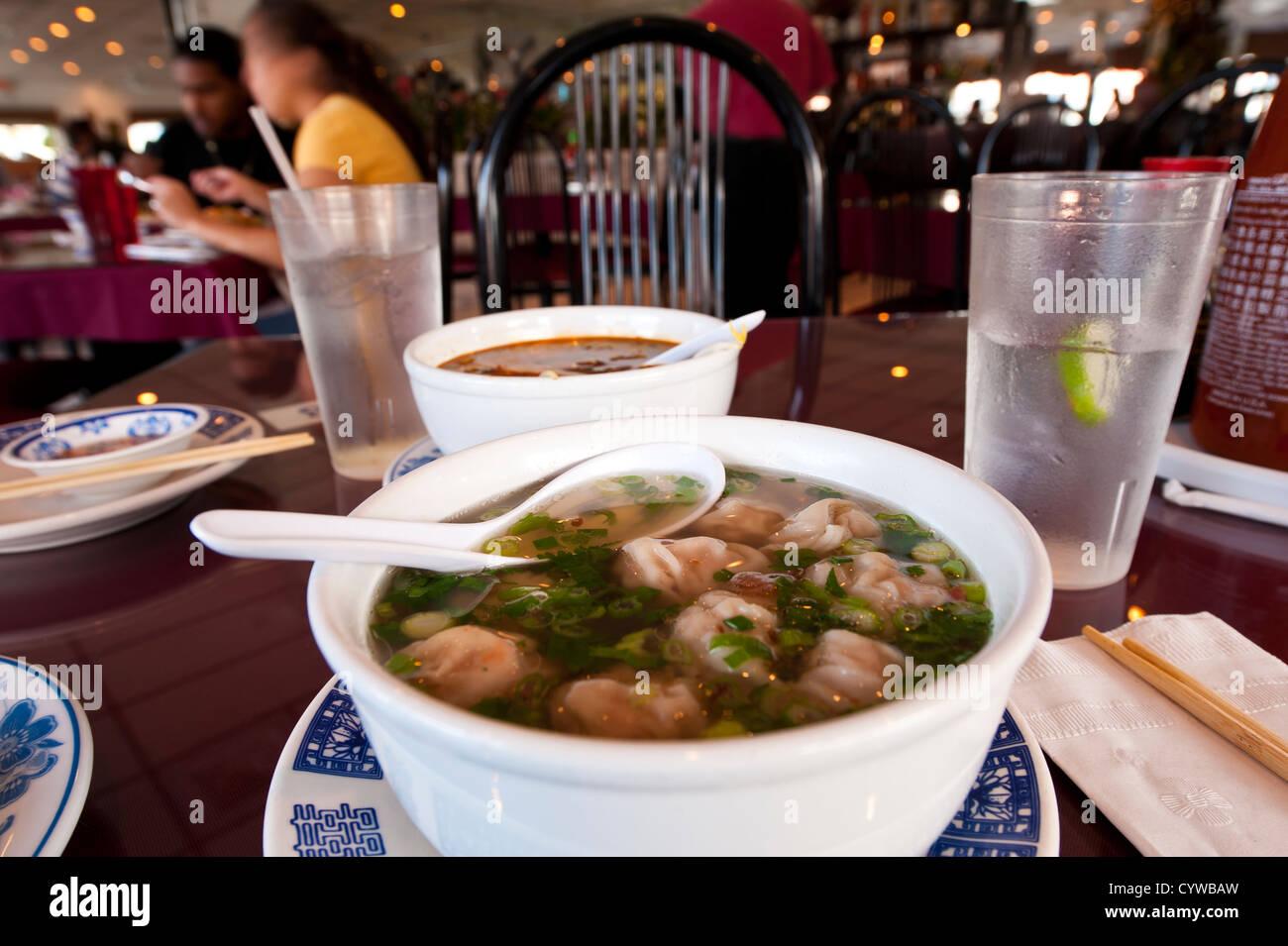 Usa Florida Food At The Pho 88 Vietnamese Restaurant