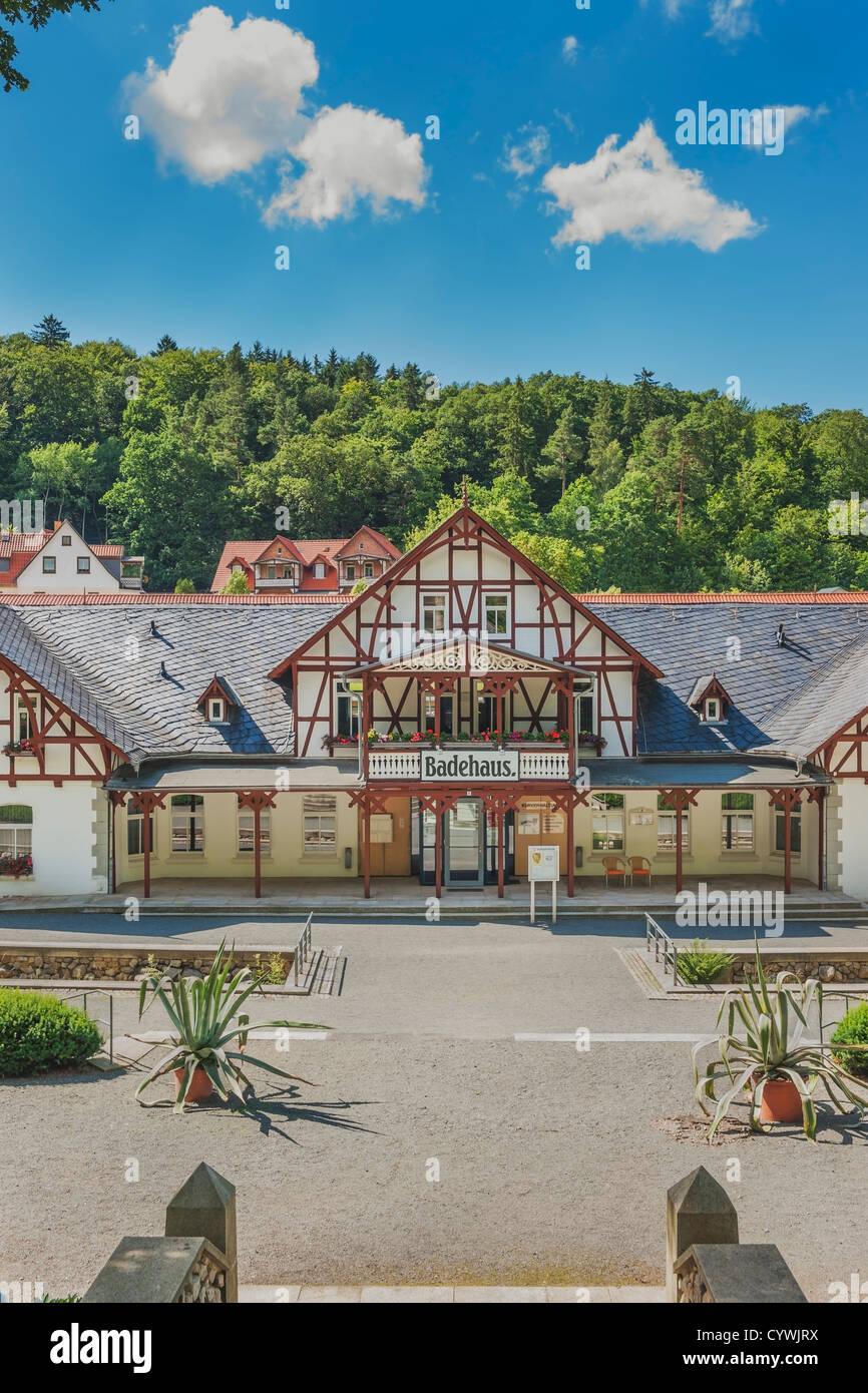 Bad sight stock photos bad sight stock images alamy for Design hotel quedlinburg
