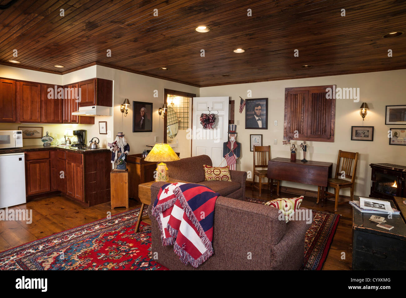 Early American Decor High Resolution Stock Photography And Images Alamy