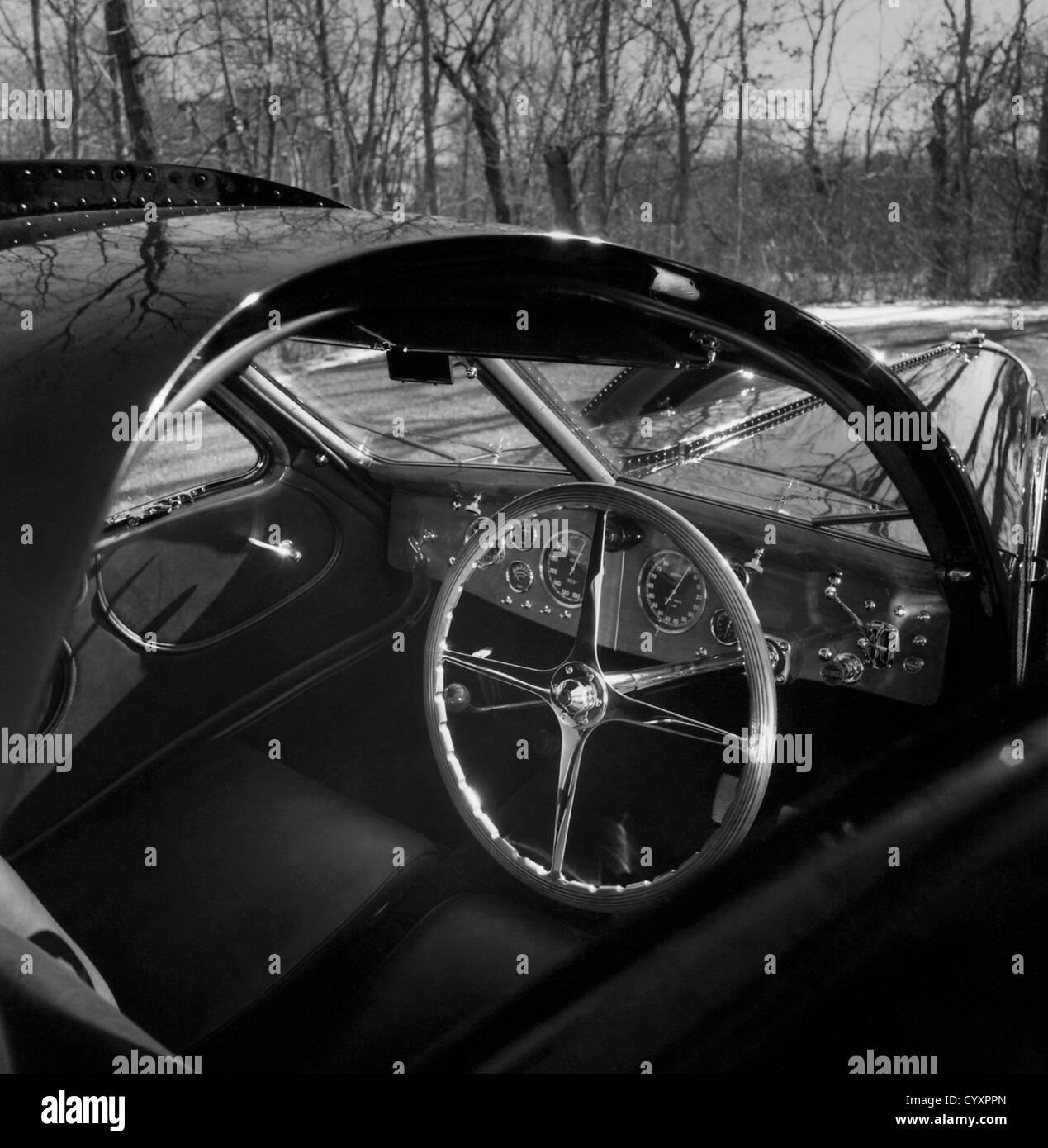 1938 Bugatti Type 57sc Atlantic Coupe Stock Photo Alamy