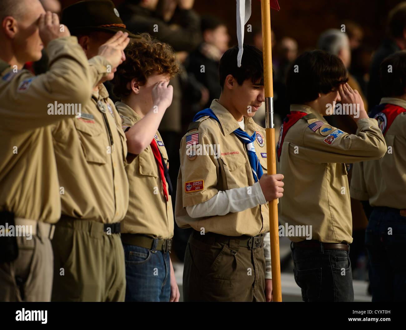 Boy Scout Deutsch
