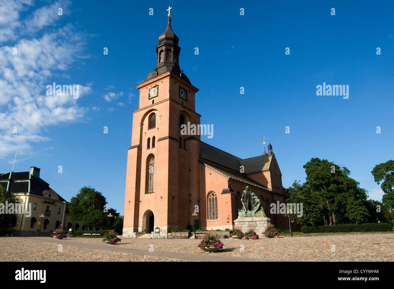 Kristine Church, Falun, Dalarna, Sweden - Stock Image
