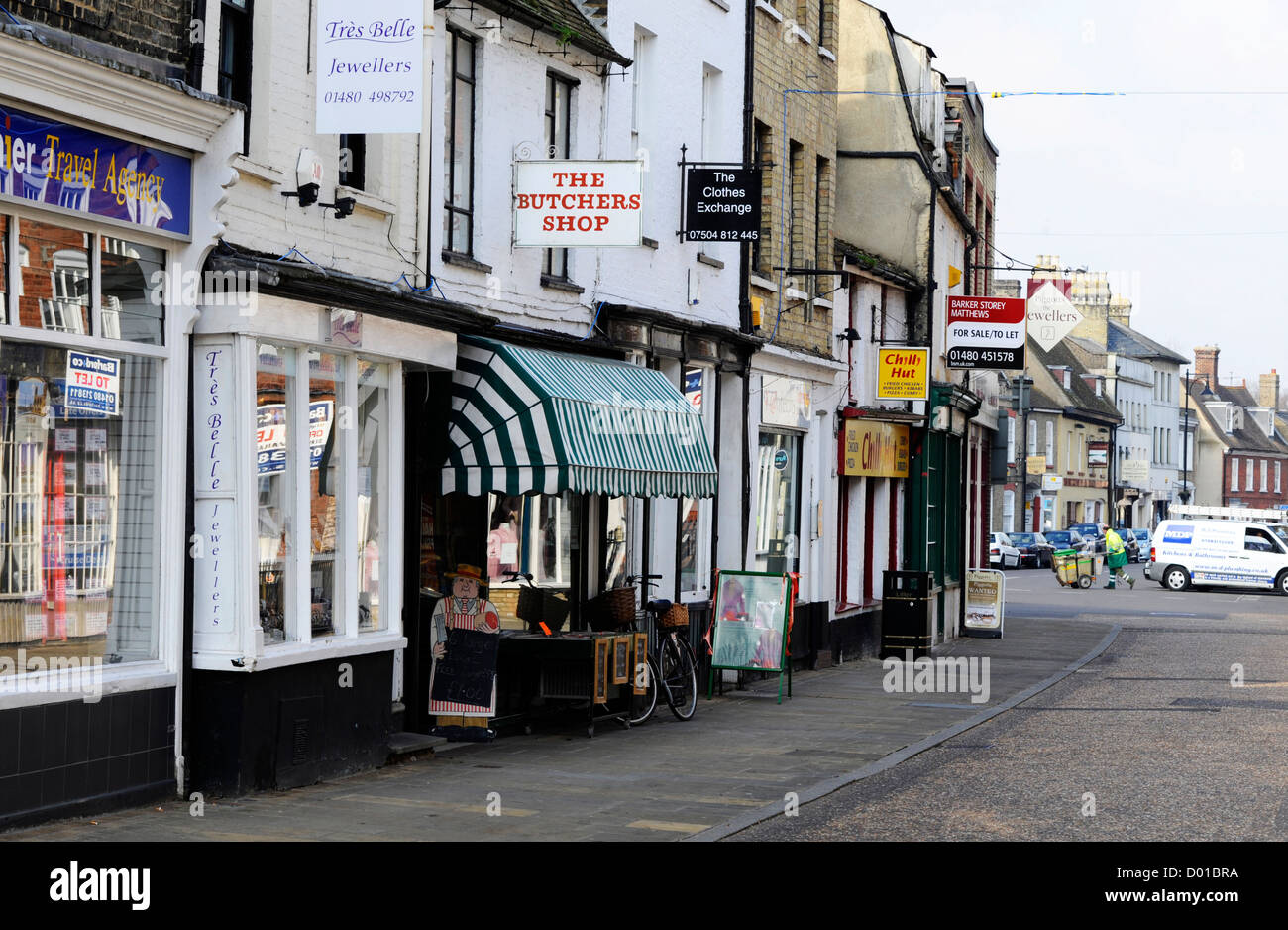 St Ives, Cambs. - Stock Image