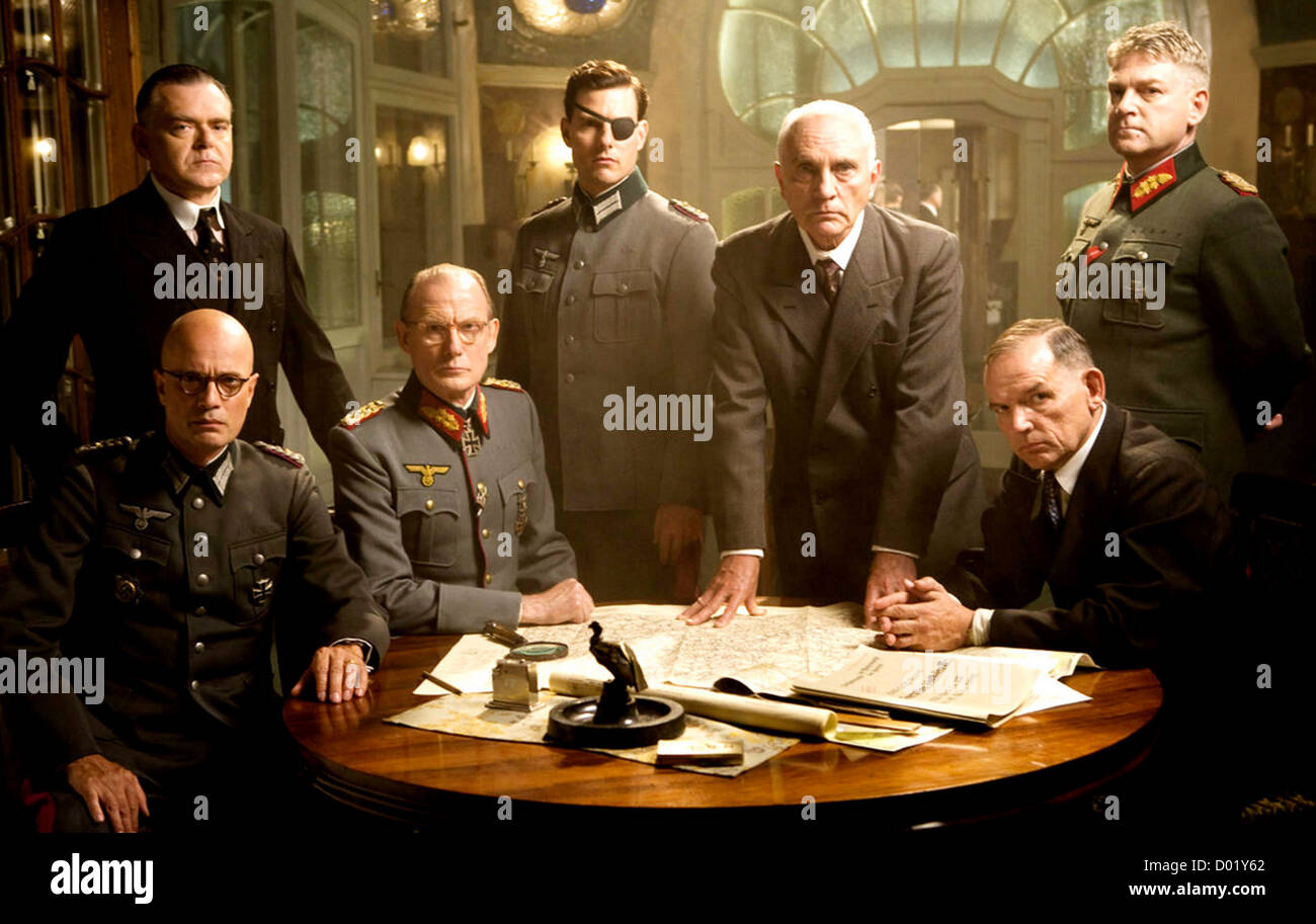 Valkyrie 2008 United Artists Film With Tom Cruise As Col Claus Von Stock Photo Alamy