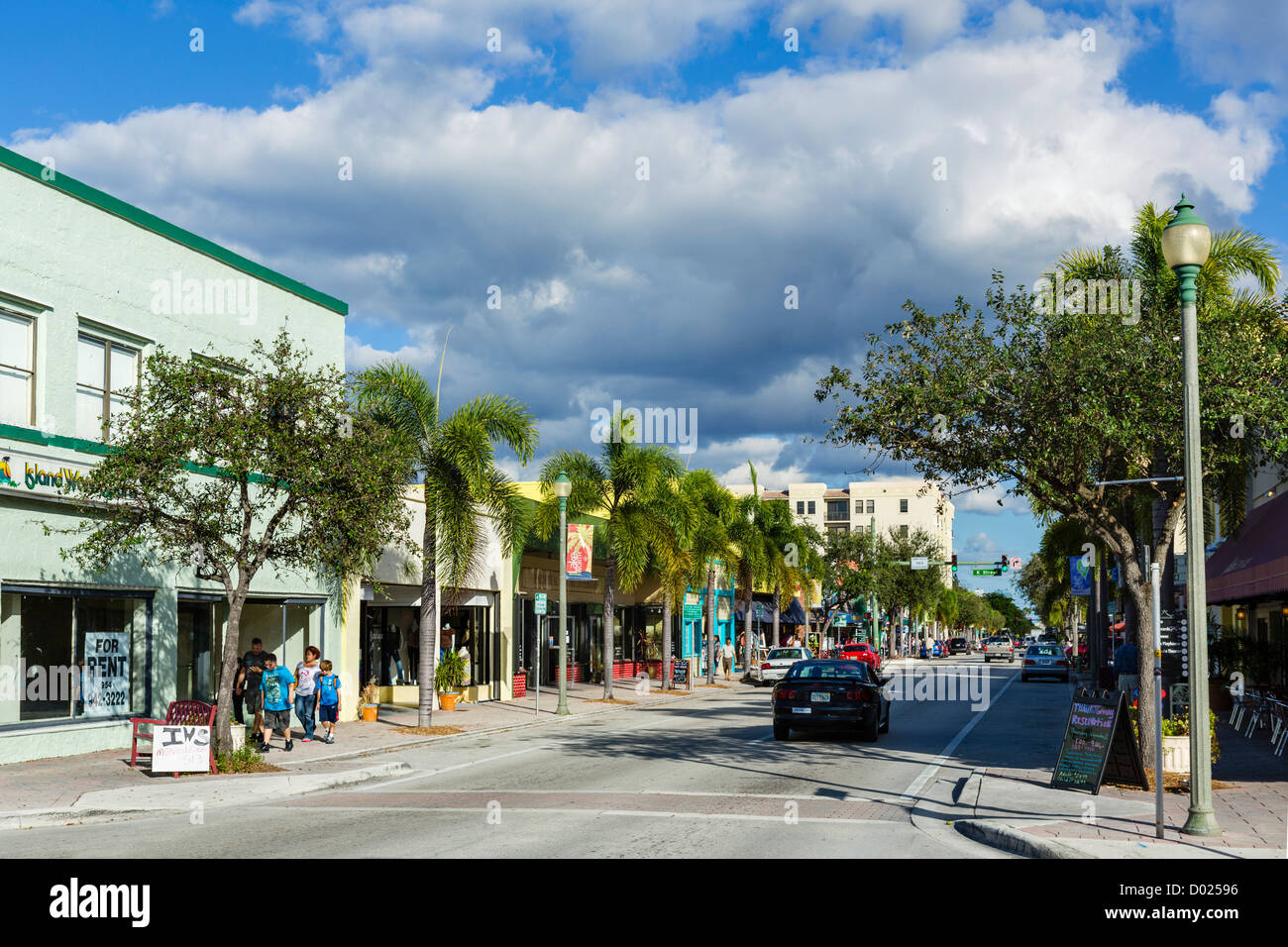 The District Of Palm Beach County