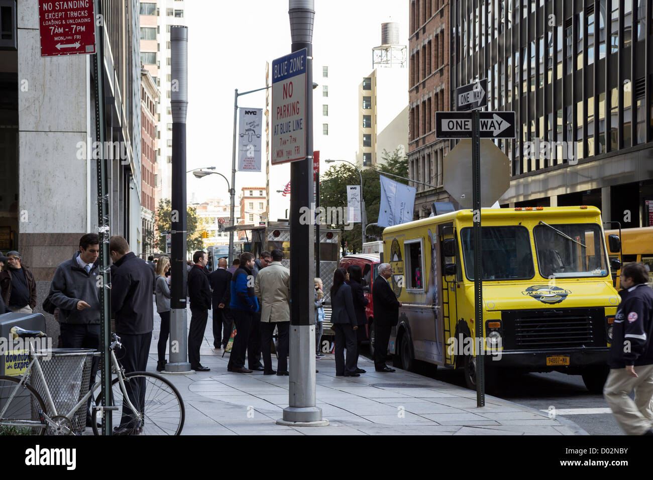 Kosher Food Truck Downtown Nyc