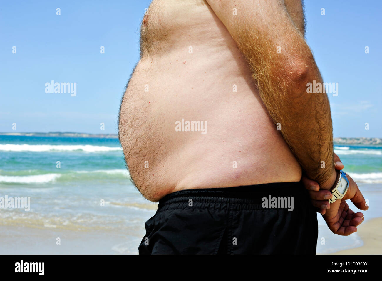 Belly Fat Man Stock Photos & Belly Fat Man Stock Images ...