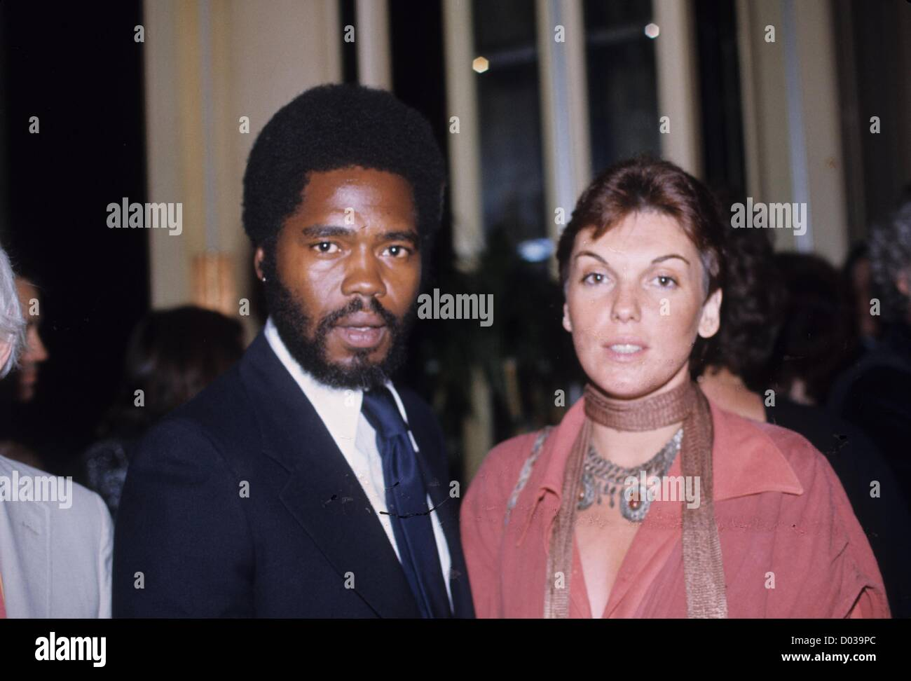 Georg Stanford Brown wife
