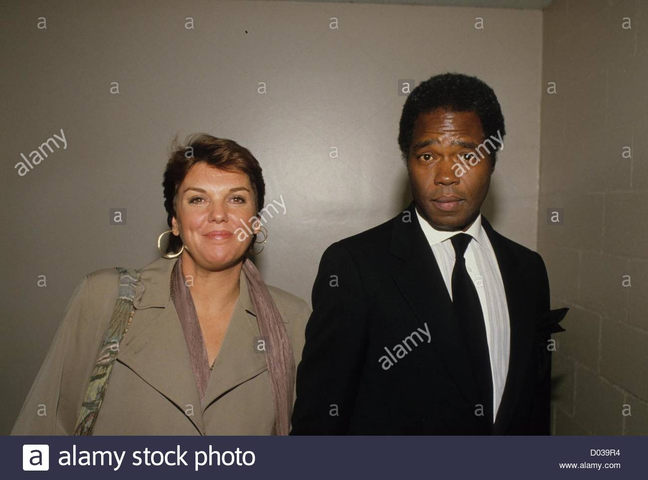 Georg Stanford Brown today