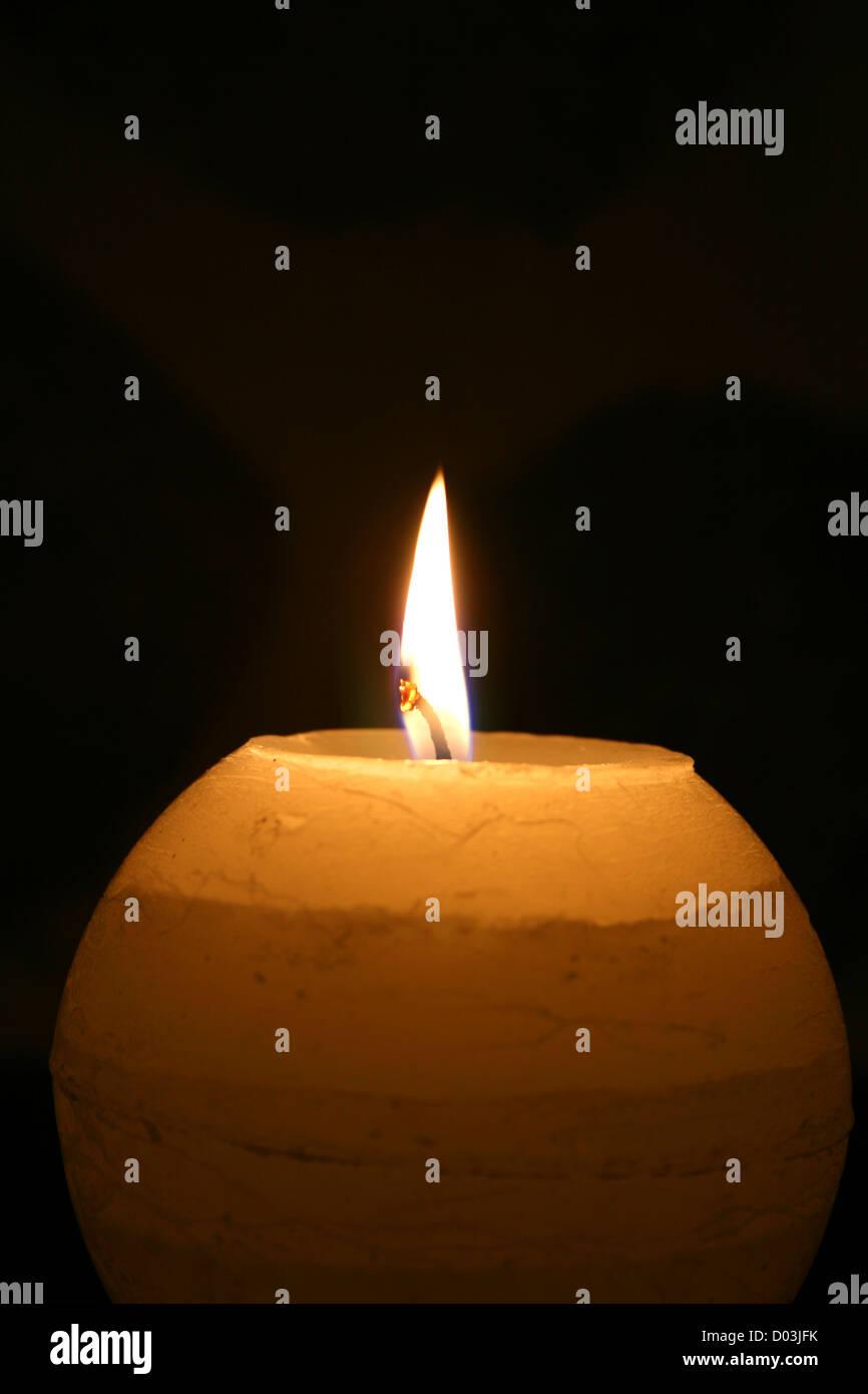 Bale light - Stock Image