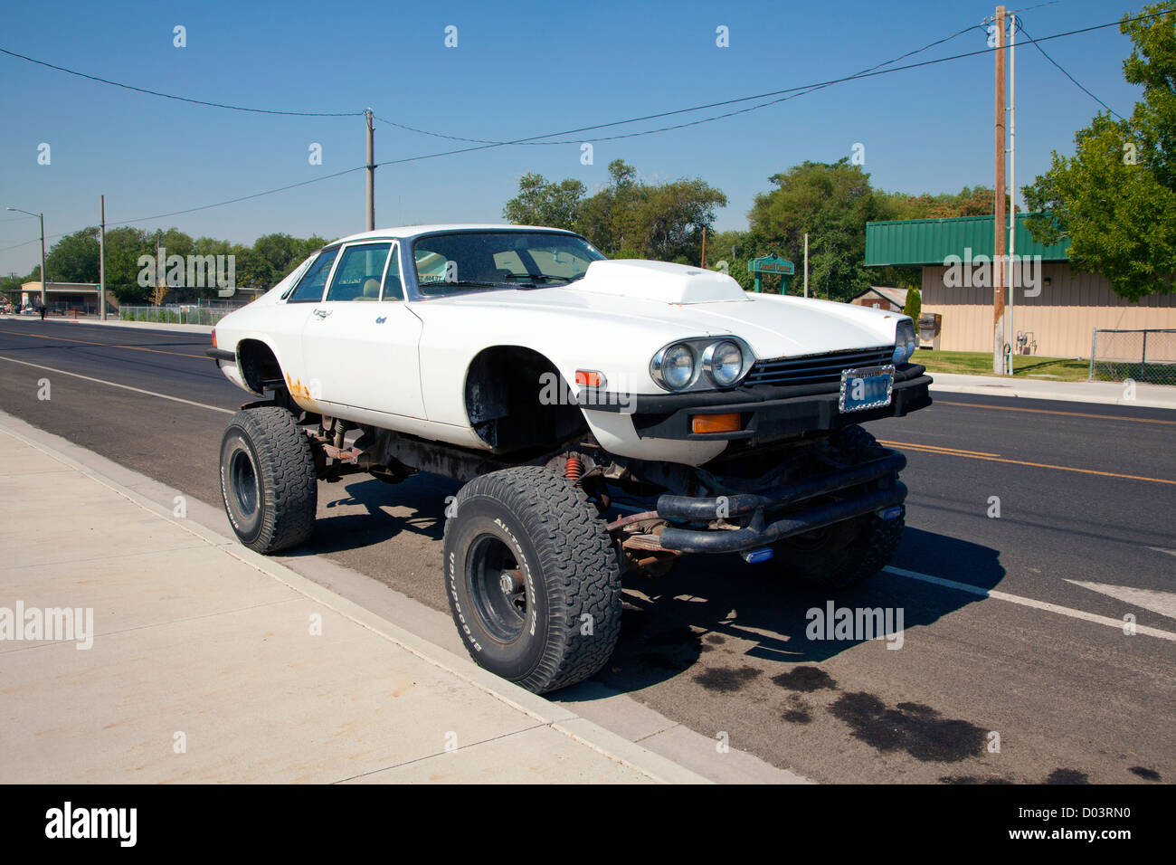Modified Car Stock Photos Amp Modified Car Stock Images Alamy