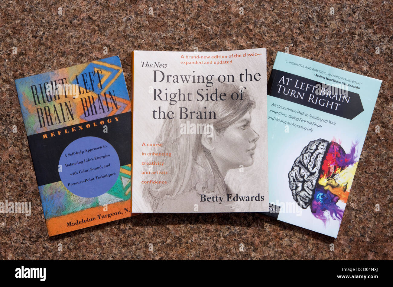 Popular Books Dealing With Hemisphere Dominance Known As Right