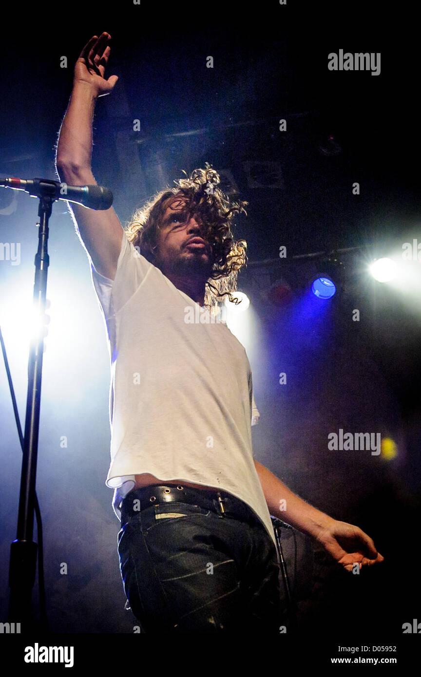 Soundgarden Tour Canada