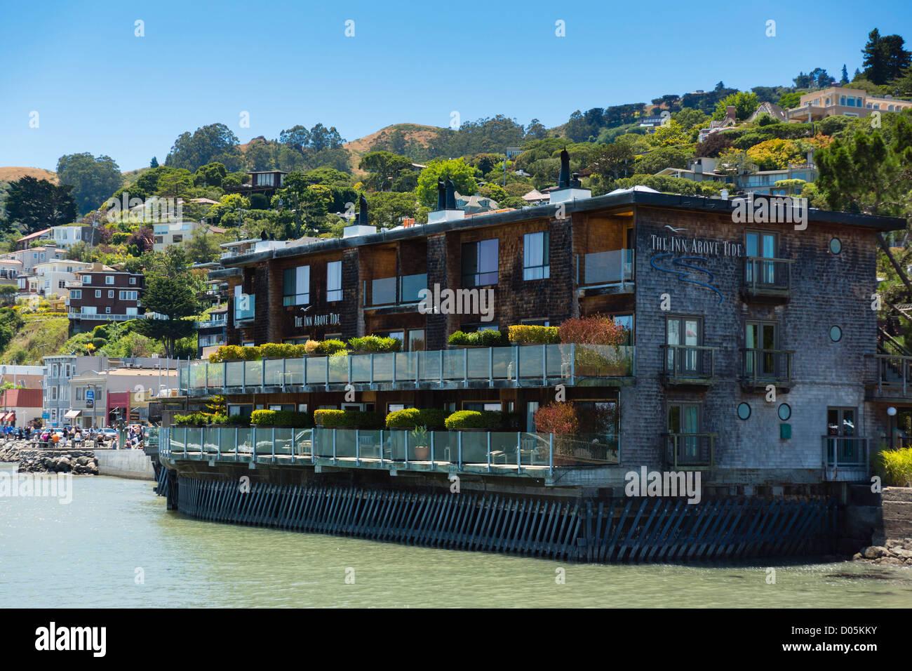 Sausalito Cafe San Francisco Ca