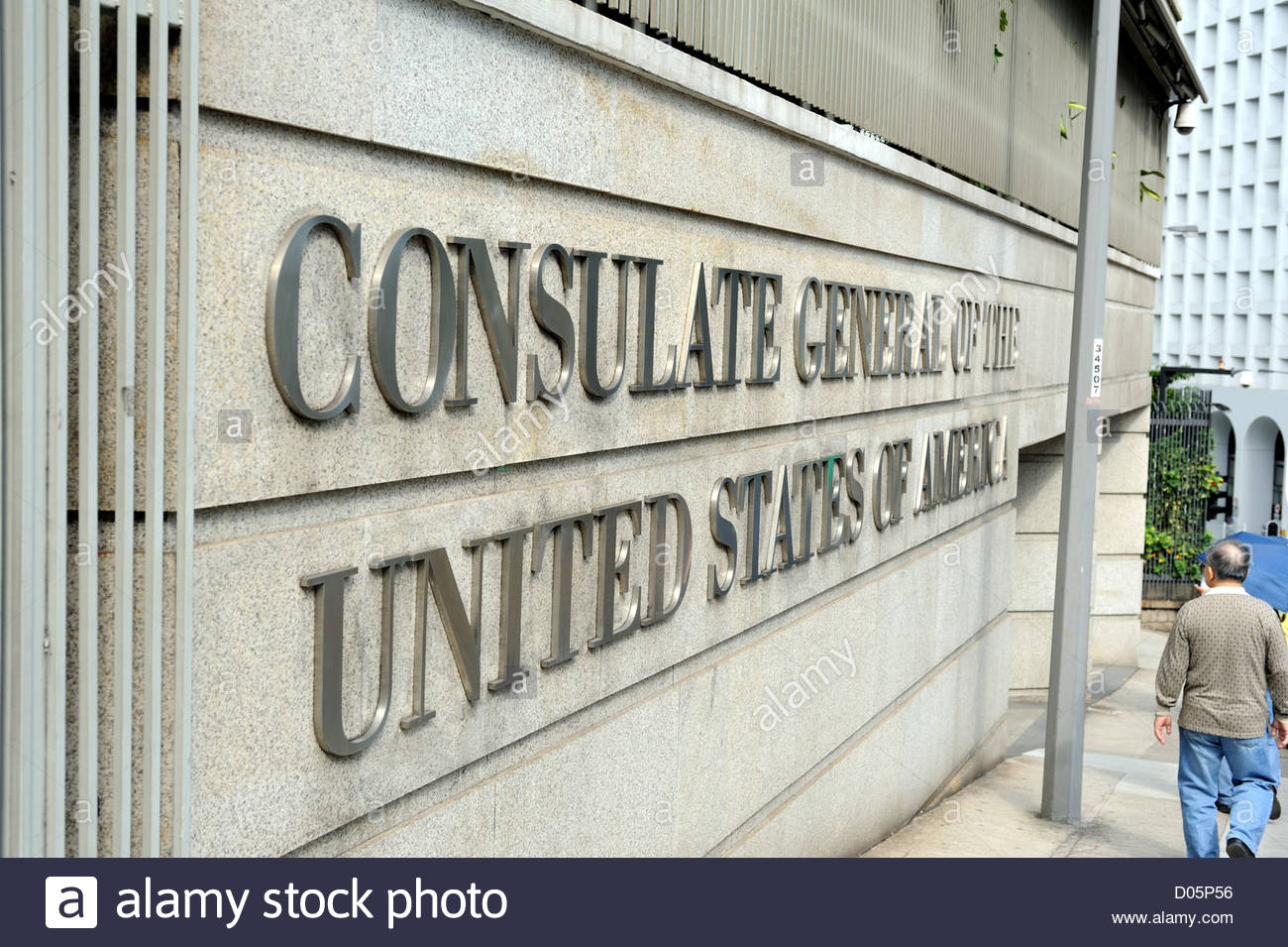 Consulate General Stock Photos & Consulate General Stock