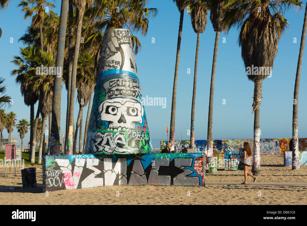 how to go from lax to venice beach