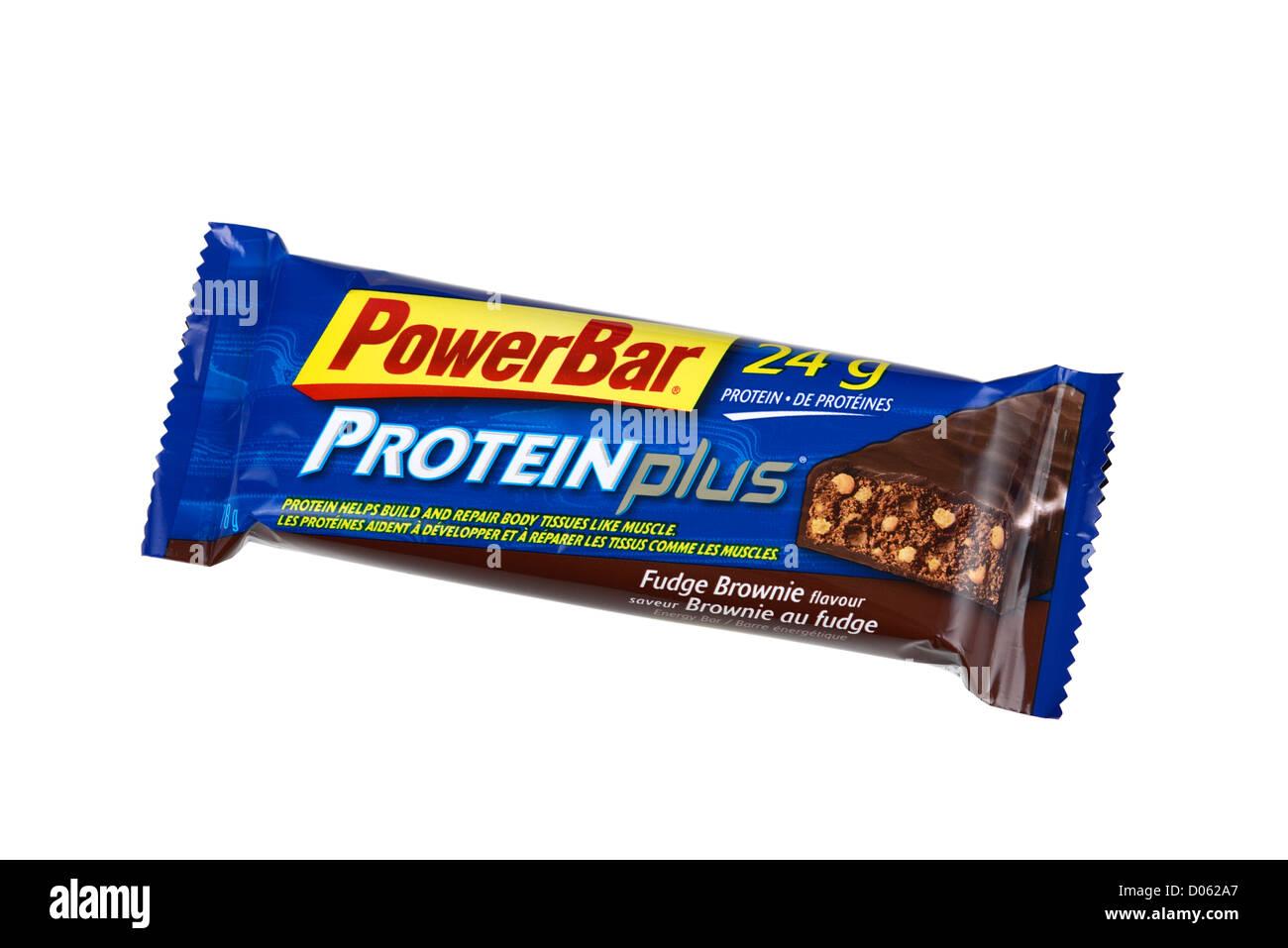 Nutrition, Energy Bar - Stock Image