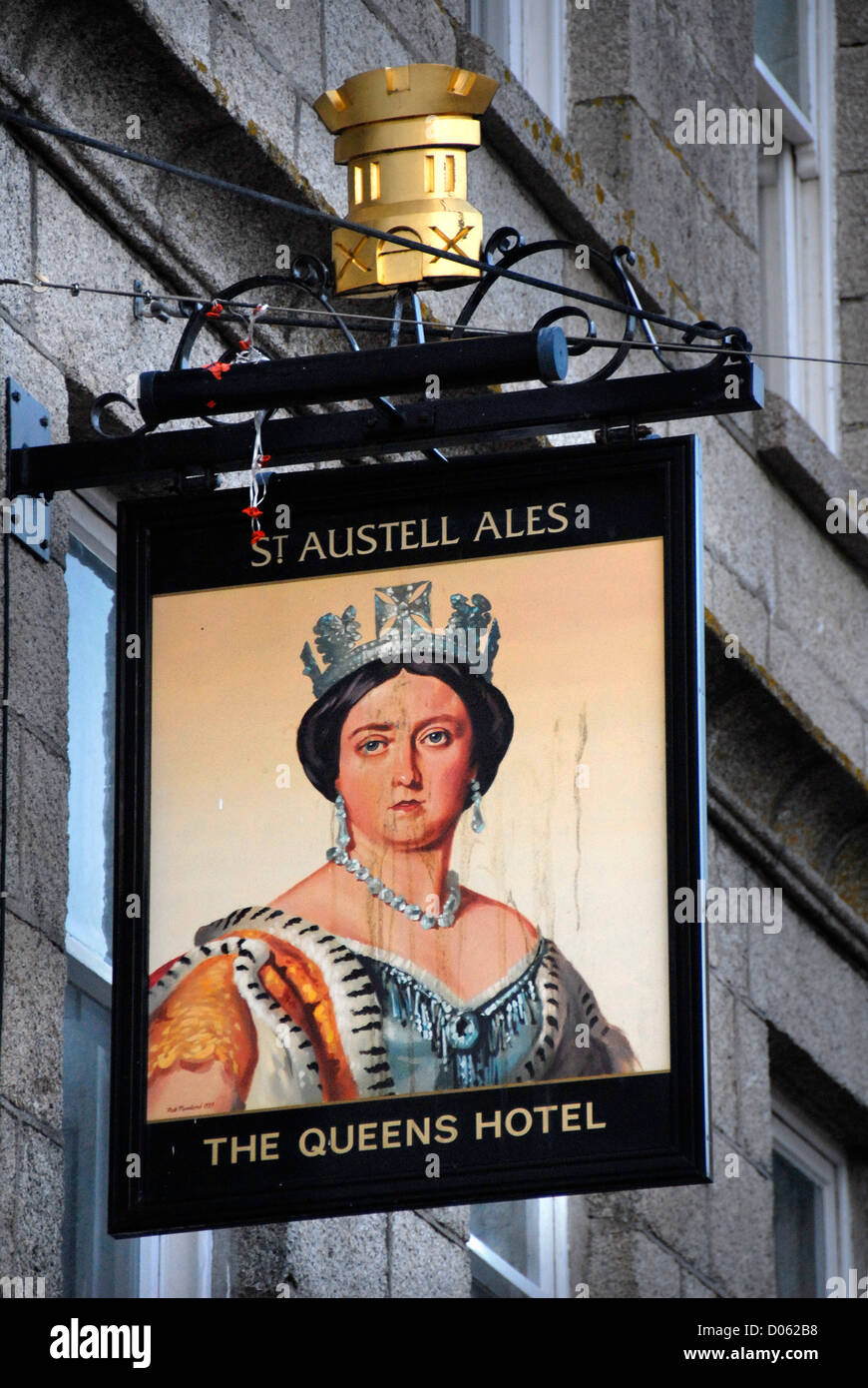 Queens Hotel Pub St Ives