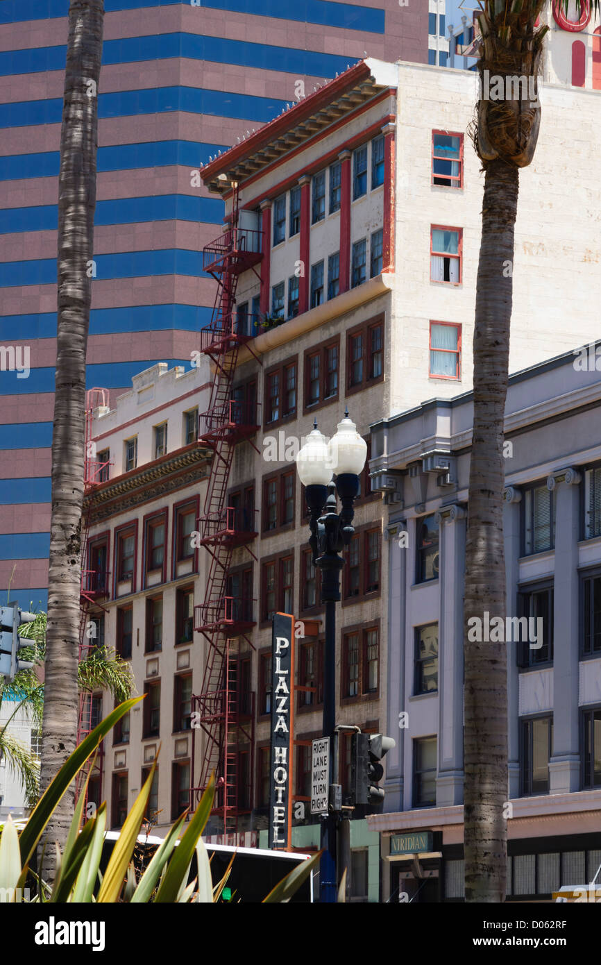 San Diego Historic Gaslight District