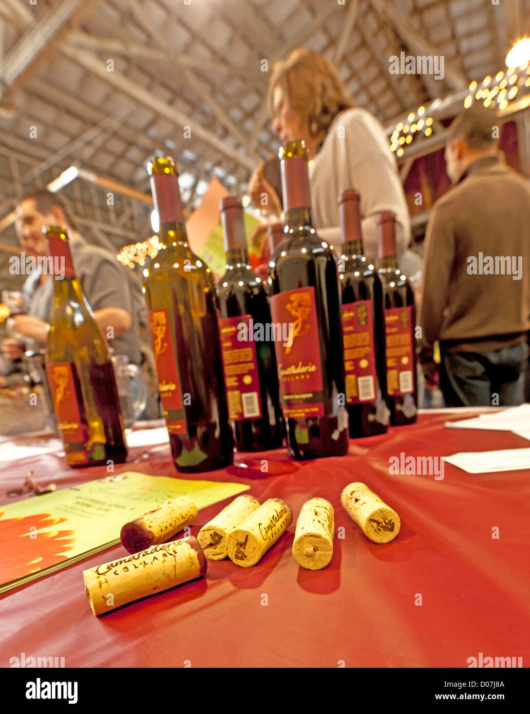 Usa Washington Anacortes Spring Wine Festival Featured Over 30