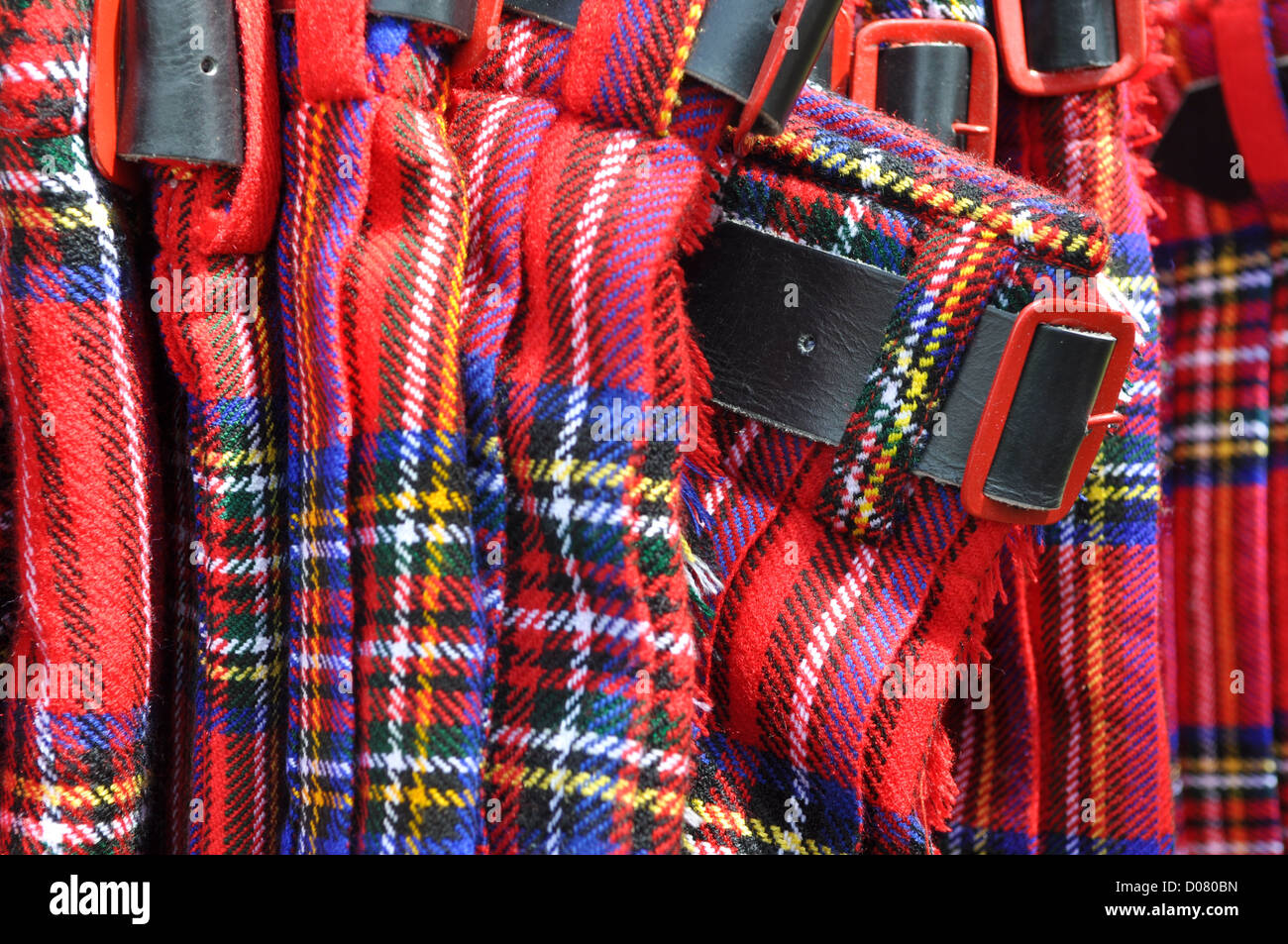 Scottish Kilts Stock Photos & Scottish Kilts Stock Images - Alamy