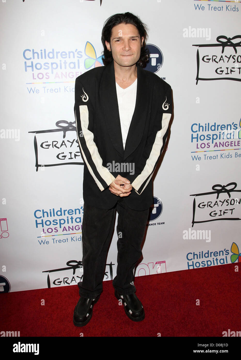 Corey Feldman CHLA'S 1st Annual Grayson's Gift Foundation held at