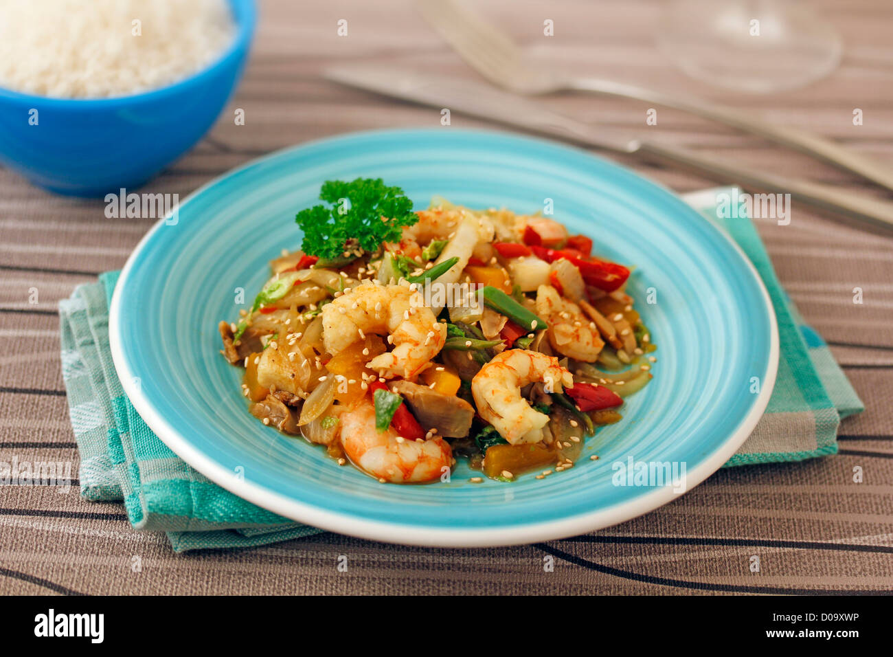 Wok China Stock Photos & Wok China Stock Images - Alamy